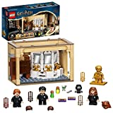 LEGO Harry Potter Hogwarts: Polyjuice Potion Mistake, 20th Anniversary Gold Minifigure Toy Castle, 76386