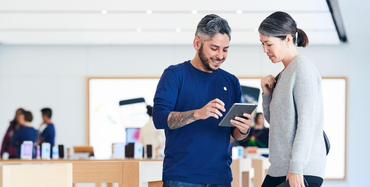 technical support apple store