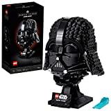 LEGO Star Wars Darth Vader Helmet, Adult Building Set, Collectible Gift, 75304