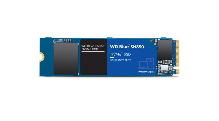 SSD WD S550 Blue worst performance version