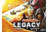 Asmodee- Pandemic Legacy Season 2 Yellow, Board Game, Color, 8394