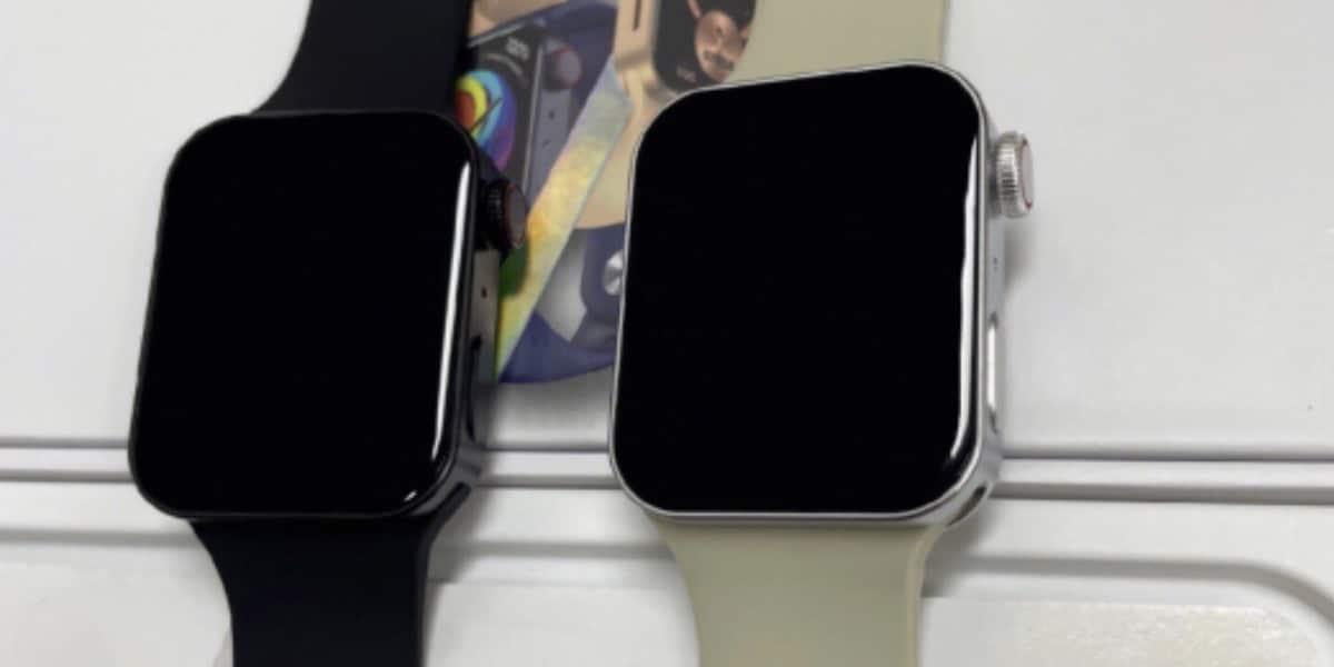 Apple Watch Chinese Clone