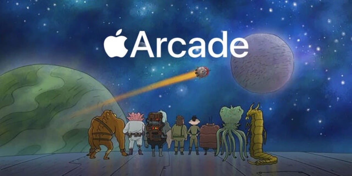 No Way Home a new title for Apple Arcade