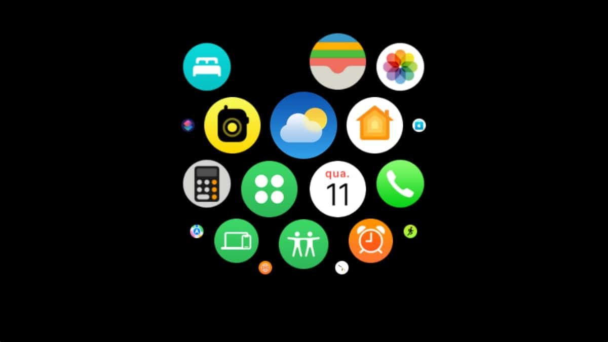 New weather icon in watchOS 8 beta 5