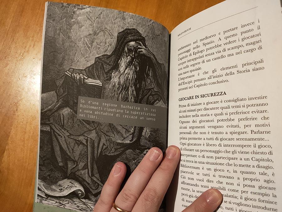 internal biblioversum