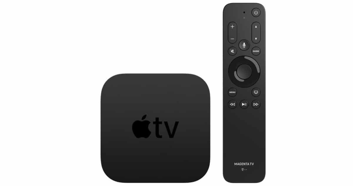 Universal Apple TV remote