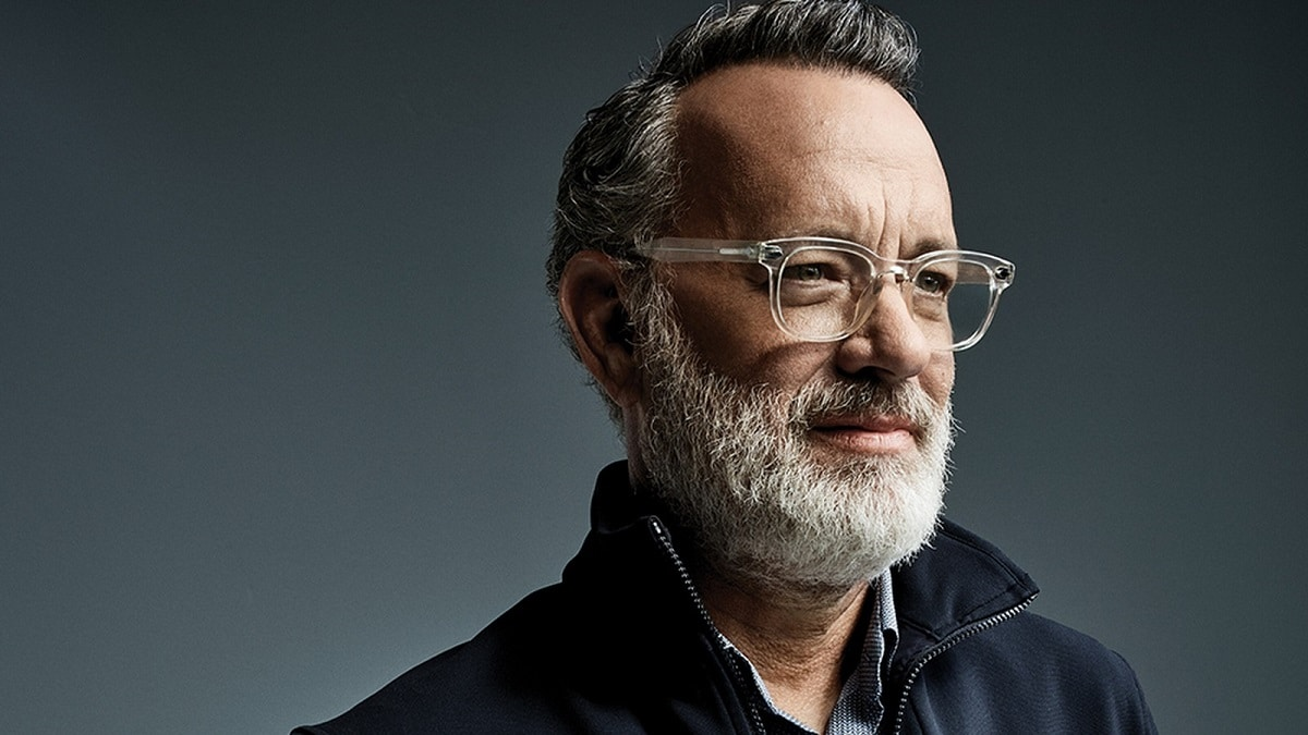The new Finch movie with Tom Hanks on Apple TV +