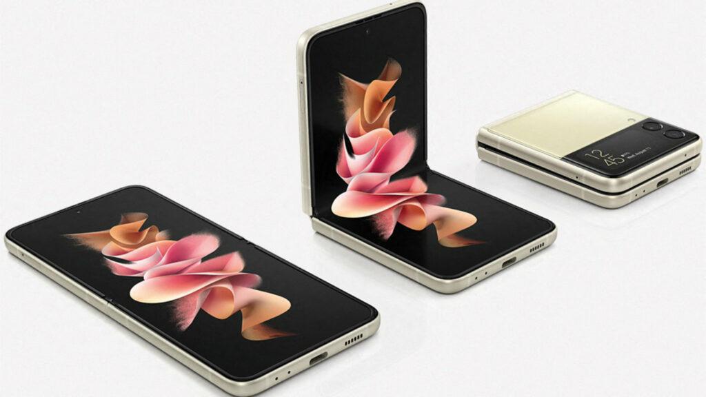 The Galaxy Z Flip 3