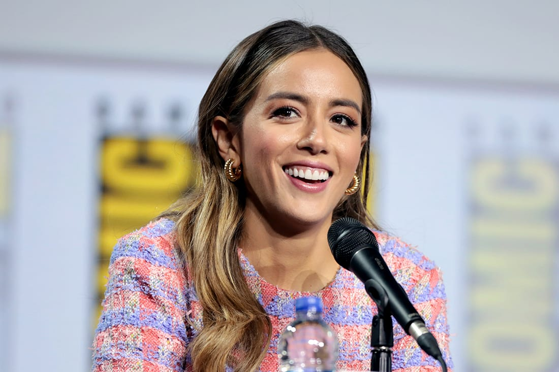 The Powerpuff Girls Chloe Bennet is no longer in the cast of the ...