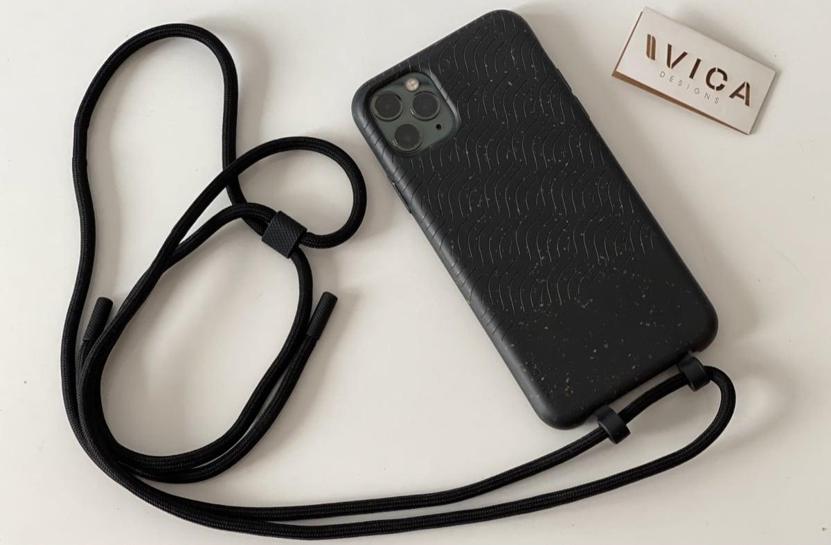 Vica iPhone lanyard case