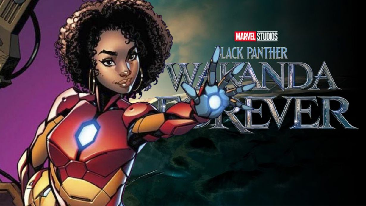 Wakanda Forever: Ironheart will debut in Black Panther 2