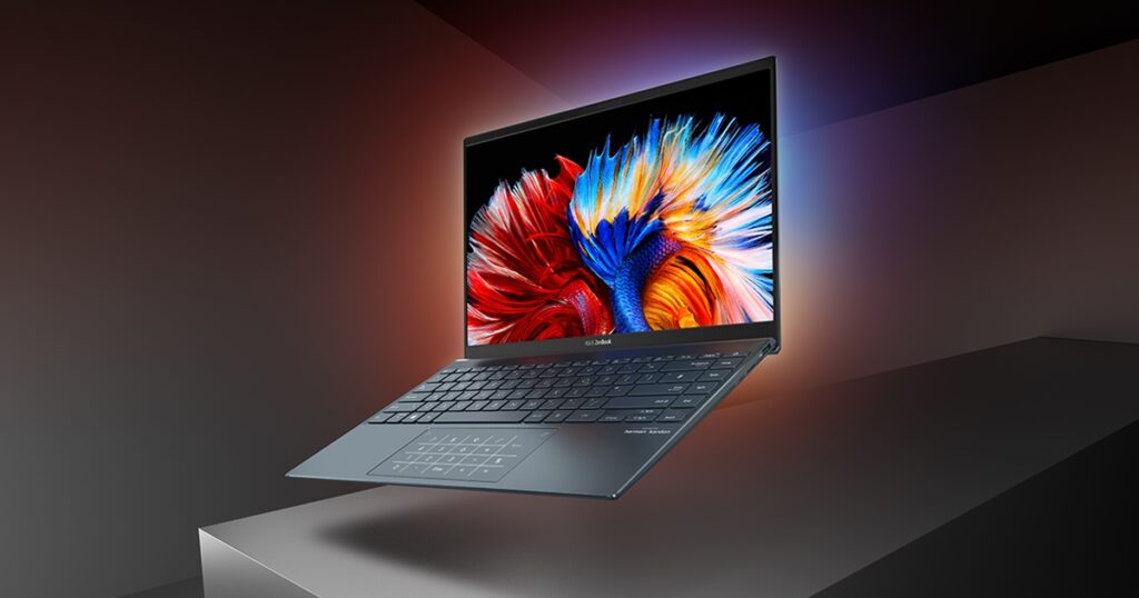 Asus ZenBook 13-inch OLED
