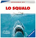 Ravensburger Italy-Lo Squalo Light Strategy Game, 2-4 Players, Recommended Age 12+, Italian Version, 26829 0