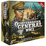 Ghenos Games Quartermaster General WW2 Board Game in Italian