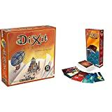 Asmodee Dixit Odyssey, Board Game, Italian Edition, 8005 & Dixit 2 Quest, Board Game, Italian Edition