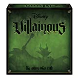 Ravensburger 26275 Disney Villainous, Board Game, for 2-6 Players, Recommended Age 10+ (Italian Version)