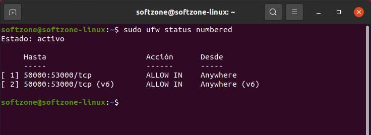 Configure Linux Firewall - 4