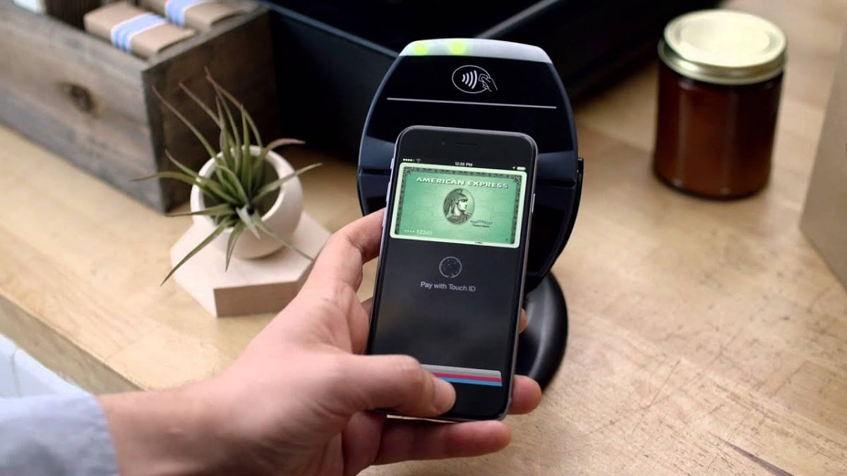 American Express on Apple Pay