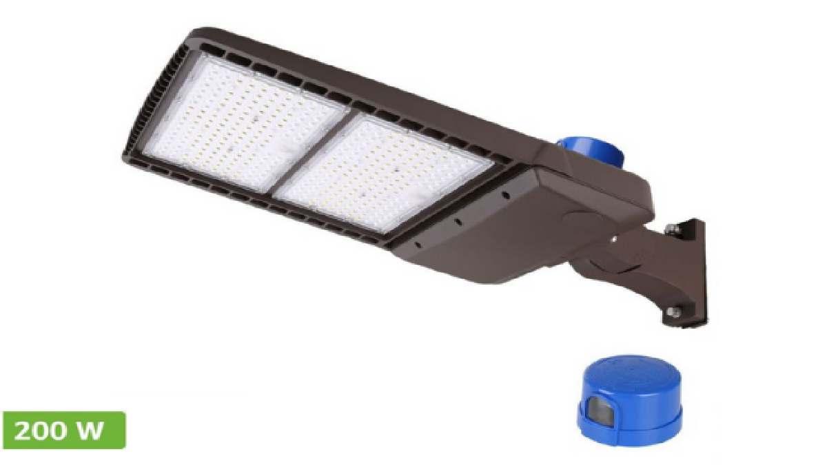 Business Benefits of 300W LED Parking Lot Lighting