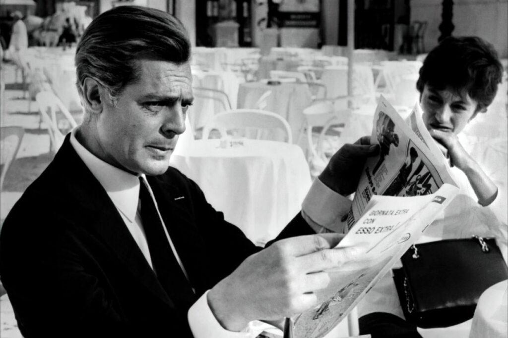 Fellini Eight and a half
