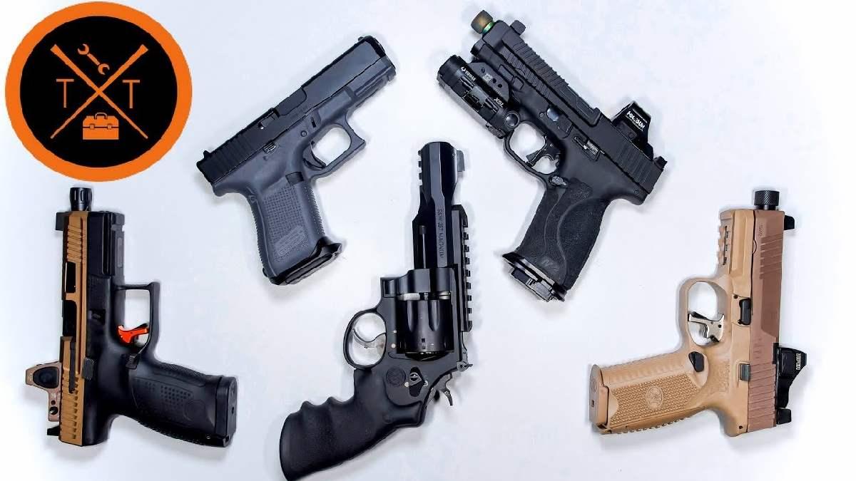 A Guide To Choosing Your First Gun