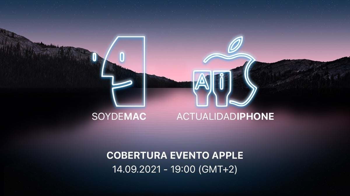 Apple I'm from Mac event