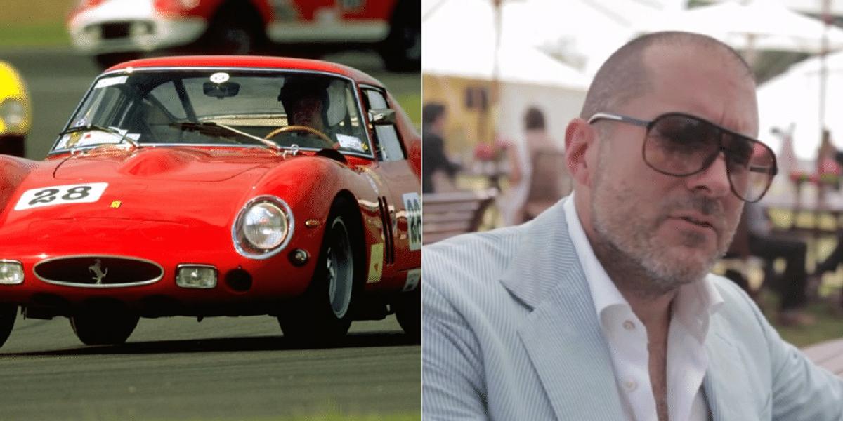 Rumors place Jony Ive as new Ferrari CEO