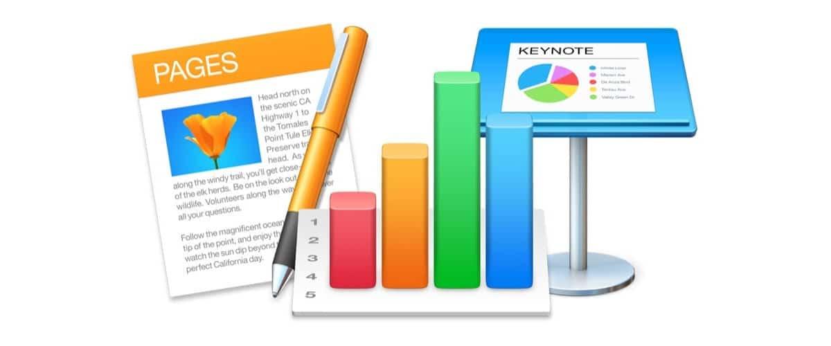 Pages Numbers Keynote
