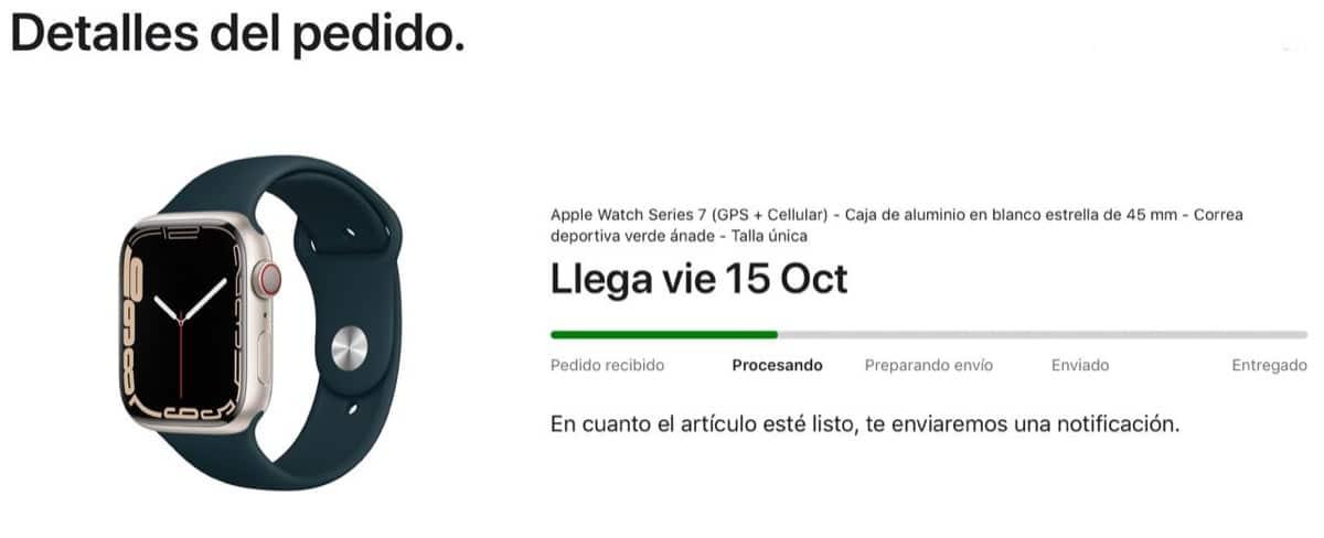 Order Apple Watch