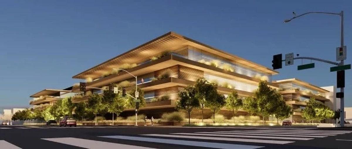 Apple offices in LA