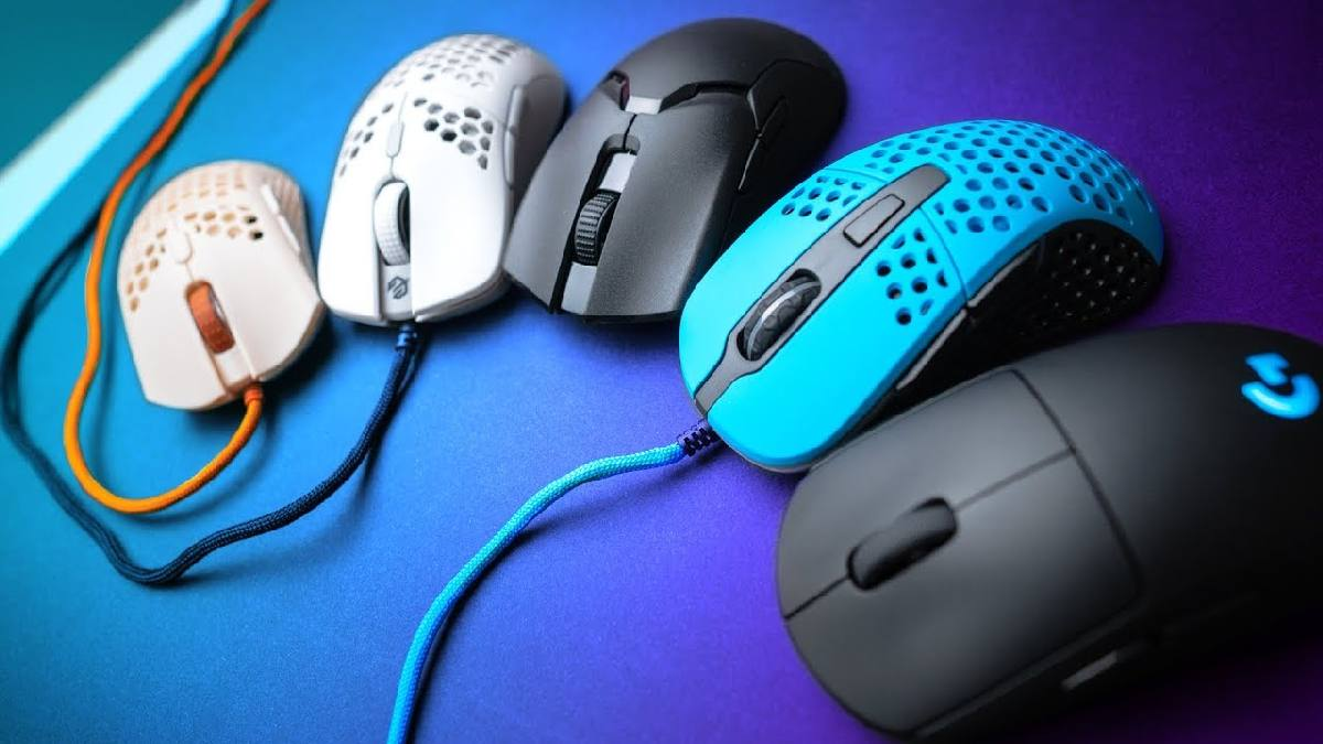 What Makes A Good Gaming Mouse?