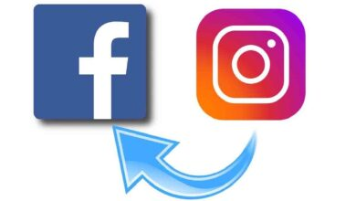 How To Link Your Facebook Account With Instagram