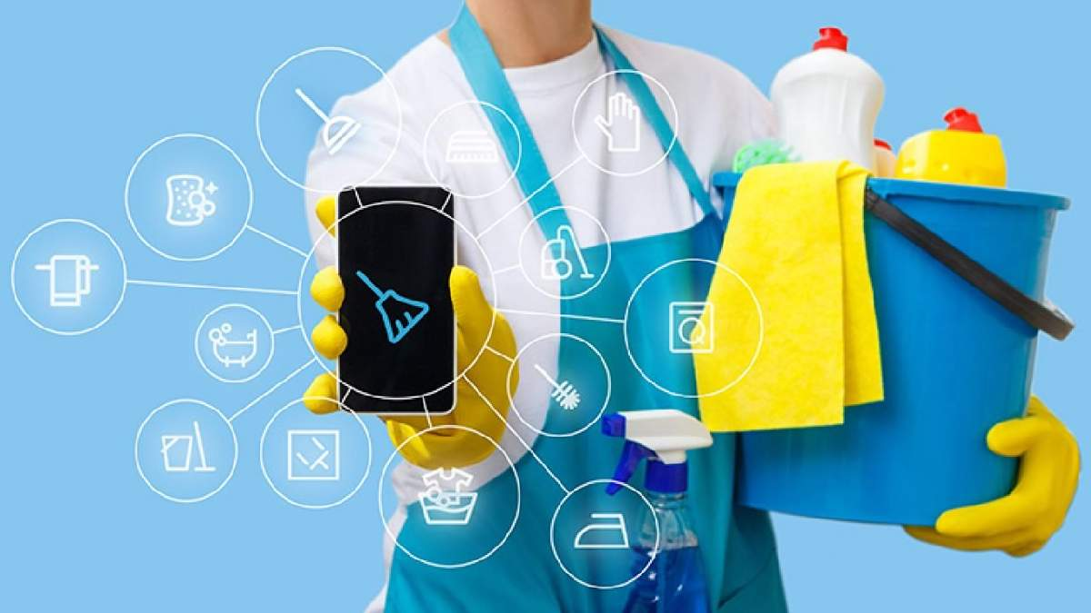 Top 9 Mobile Apps For Housekeeping