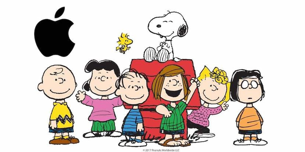First trailer for Snoopy and his gang