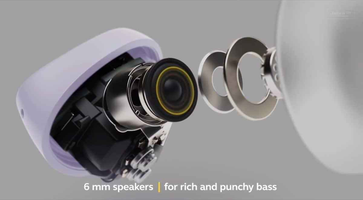 Jabra Elite 3 Headset Purple